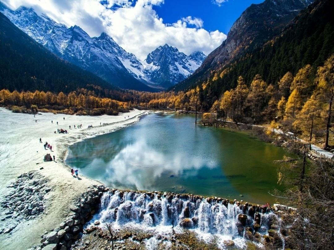 Sichuan, China  Credit: 陈 赞铃 | #DJI #IamDJI