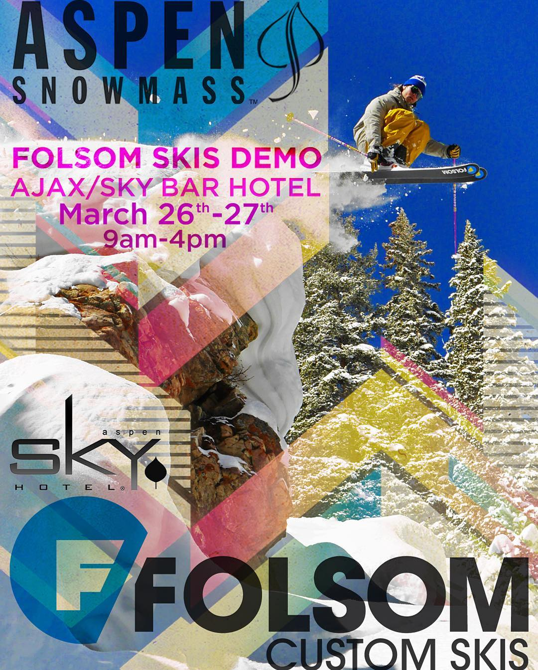We are running another demo this weekend @skyhotelaspen come see us @aspensnowmass to get dialed in for next season!