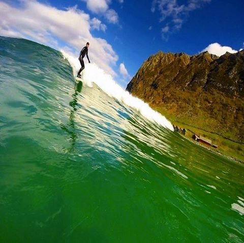 Fresh on the #TGIF blog... The Rad Girls Guide To Surfing In Cold Water! Our Norway-based ambassador @insta_susi shares her expert advice via our profile link
