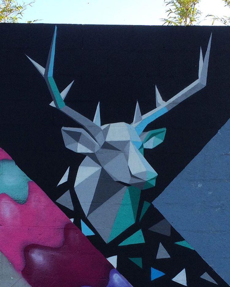 @akbernal Fam Jam • • #atx #austintx #texas #tx #spratx #bern #mural #art