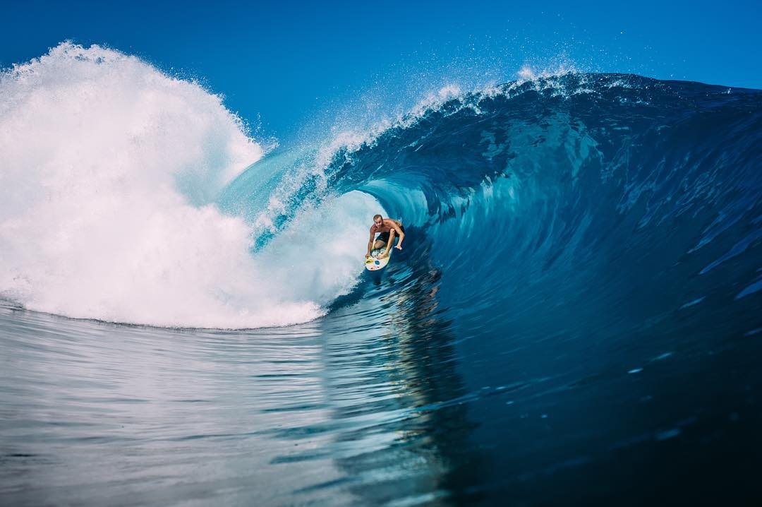 Tahitian slow down with @whoisjob  #allthingswater #bodyglove  www.bodyglove.com