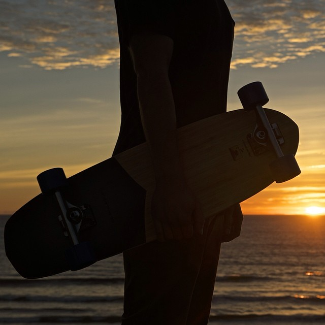 Happy Friday everyone! Go shred somewhere this weekend. #naturallogskateboards #handcrafted in #sandiego  www.naturallogskate.com Photo: