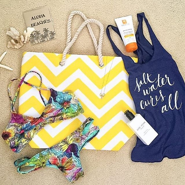 Weekend essentials from @lazy_j_lifestyle  #bikinilife #dawn #emma #wildflower