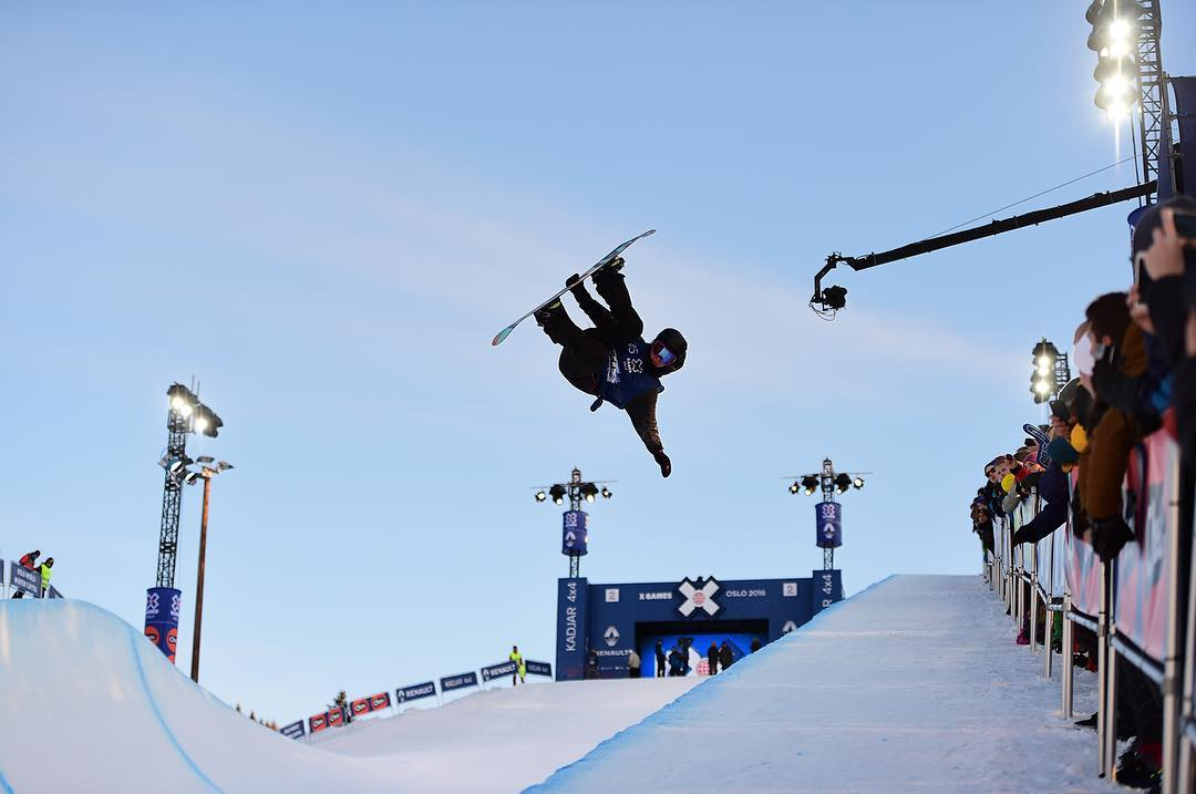 Our #XGamesOslo Best of Snowboarding Show is coming up at 2 pm ET/1 pm PT on ABC! (