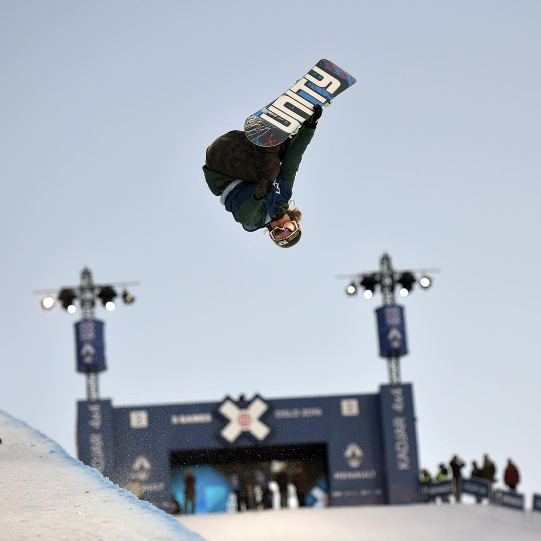 Our #XGamesOslo Best of Snowboarding Show will air TODAY at 2 pm ET/1 pm PT on ABC! (