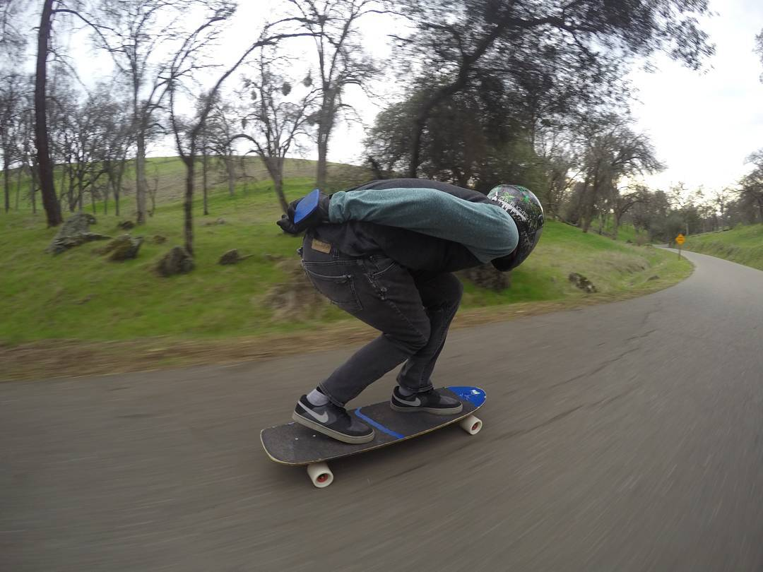 On board action with @levipurple in NorCal #divinewheelco #divinewheels #divinecrucibles Photo by @michael_dbd