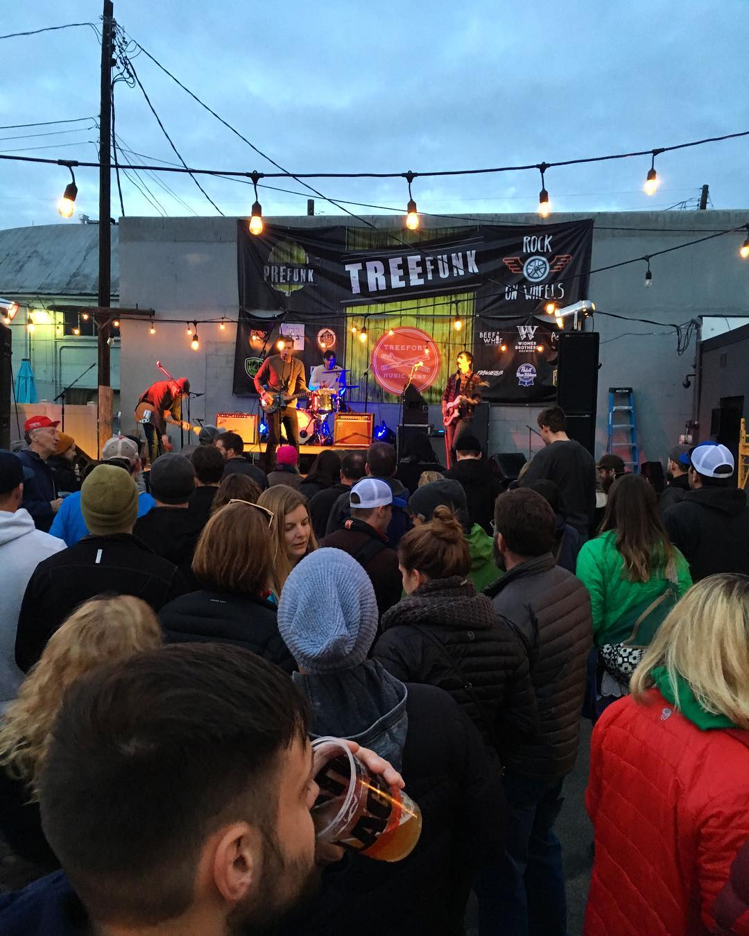 BOISE- We're at @prefunkbeerbar for @treefortfest this weekend. Don't forget to swing by our booth! #Treefort2016