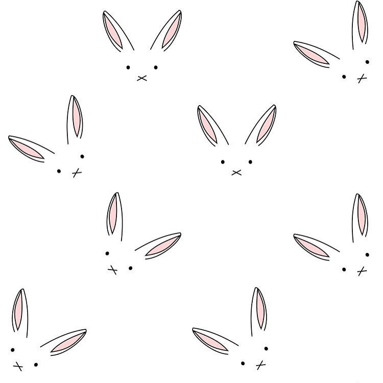 Happy bunny day // sketchpad inspiration #Easter #AllSwell