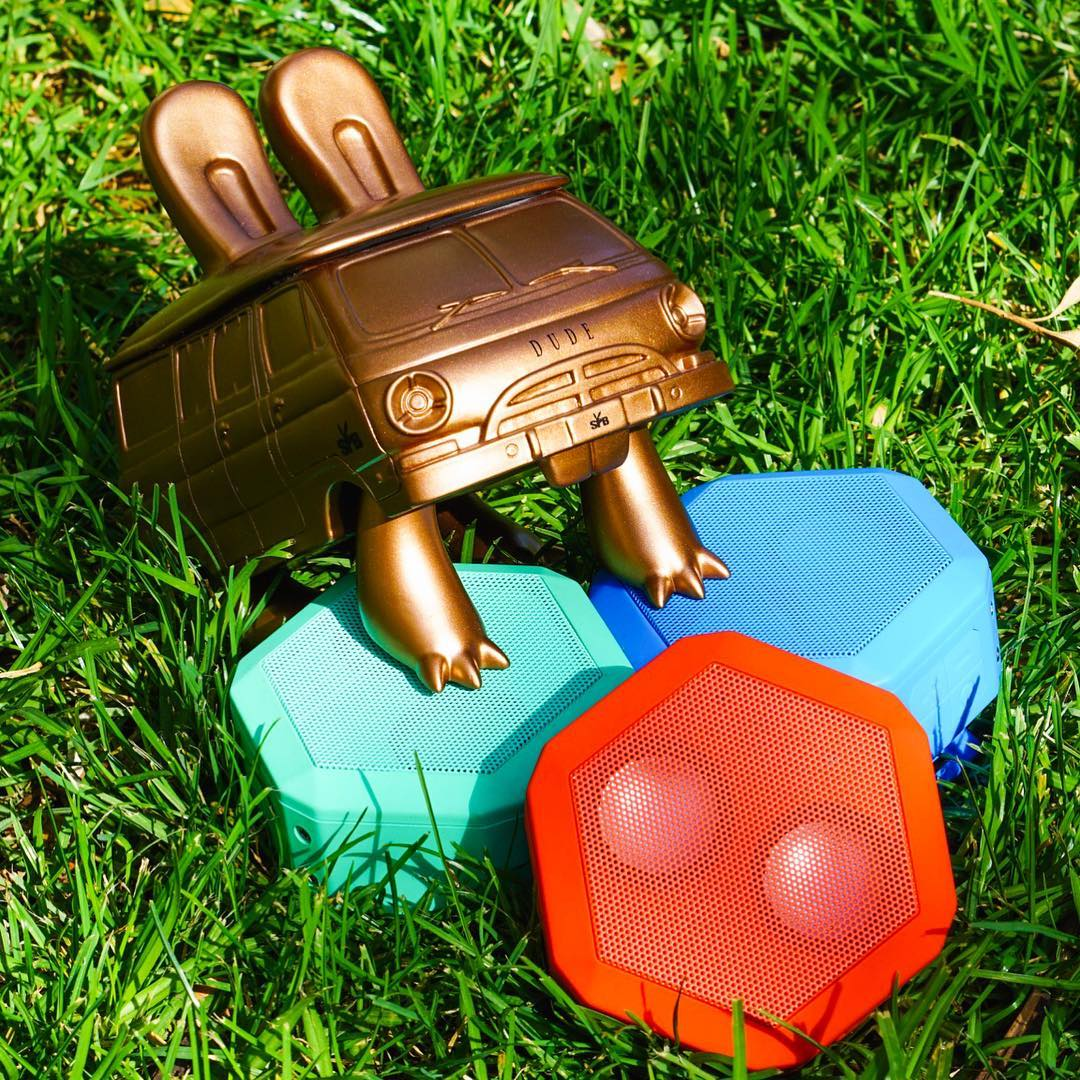 Happy Easter from #Boombotix  #audiophile #portablespeaker #sf #essential #VinylToys #HappyEaster