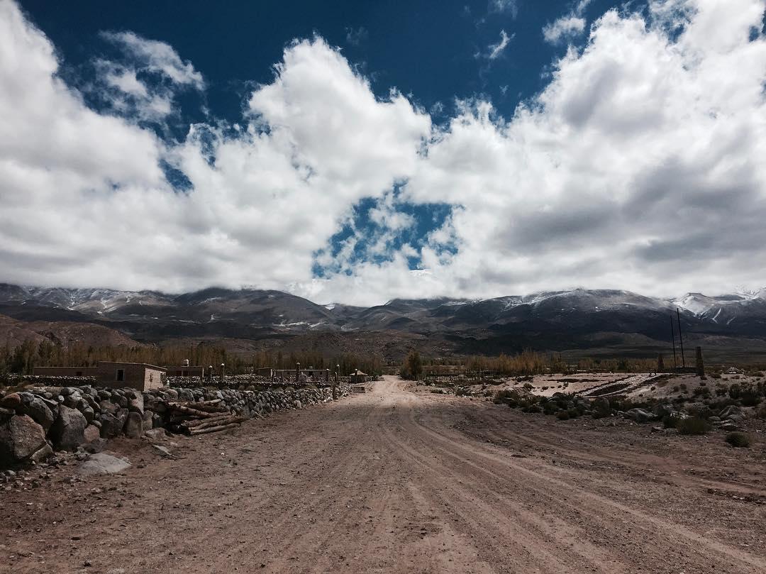 Caminos que expanden el andar #sepuede #yeah #lagunablanca #catamarca #canto