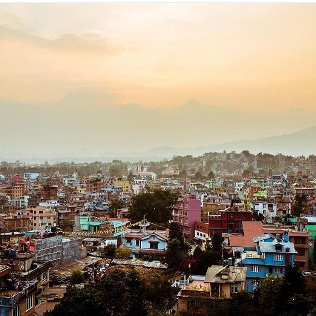 Feels good to be back in #Kathmandu