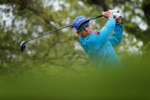 """As Rafa Cabrera Bello proudly admitted, he's playing """"some of my best ever golf against the world's best,"""" making the semis of the #DellMatchPlay and qualifying for #TheMasters. #Flak2XL"""