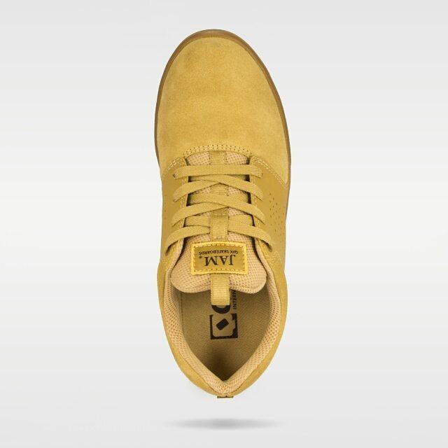 Tênis Qix Jam IV - Camel Perfeito para qualquer ocasião. Disponível em lojas de todo o Brasil. #jam #qix #shoes