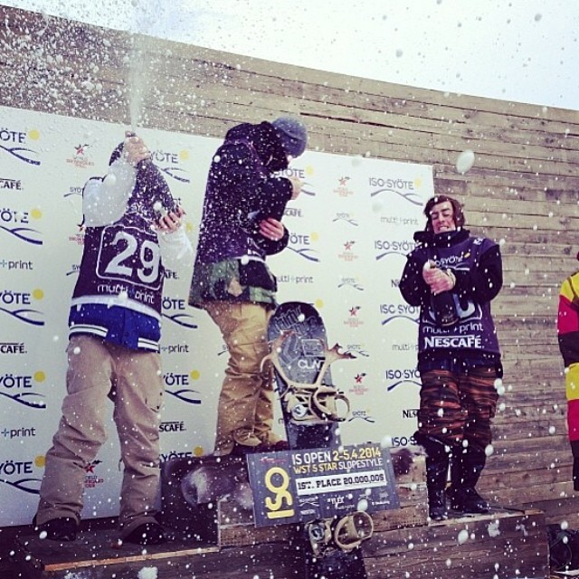 Congratulations to @eric_beauchemin for getting podium spots at 5 contest in Europe last month! #thefluxlife