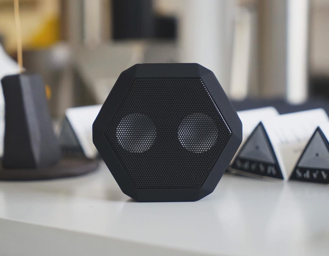 Link up #Boombotix  #essential #portablespeaker #audiophile #design