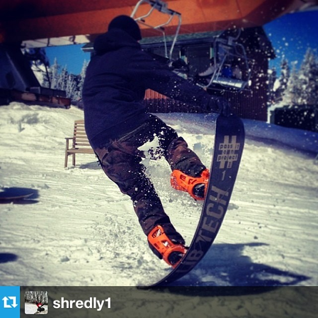 Nice moves @stowemt @jpcurran #passitonproject #whowantsit #vt #Repost from @shredly1