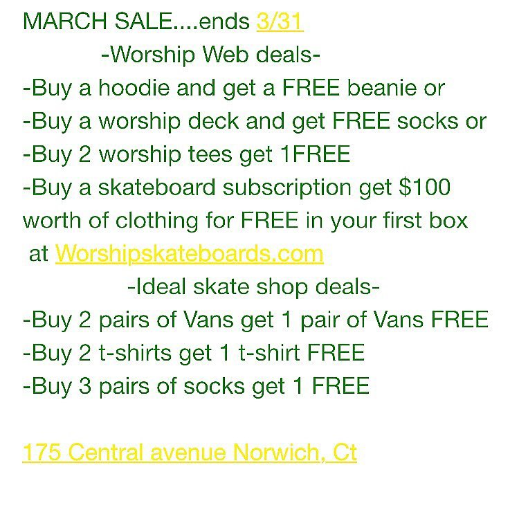 Seriously..... Read it.  FREE $100 in clothing..... Get a subscription. Or stop by the shop #shoplocal #supportsmallbusiness  Ends 3-31-16. You've got 3 days....