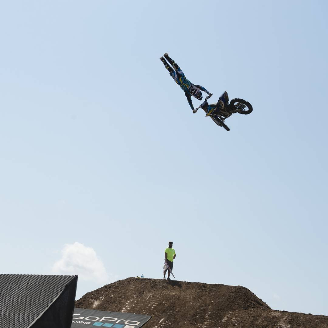Automatic #XGames Austin Moto X Invitees • @JarrydMcNeil • @TomPages • @RendawgFMX • @BSmithForty2  Click the link on our profile page to check out the complete list! (