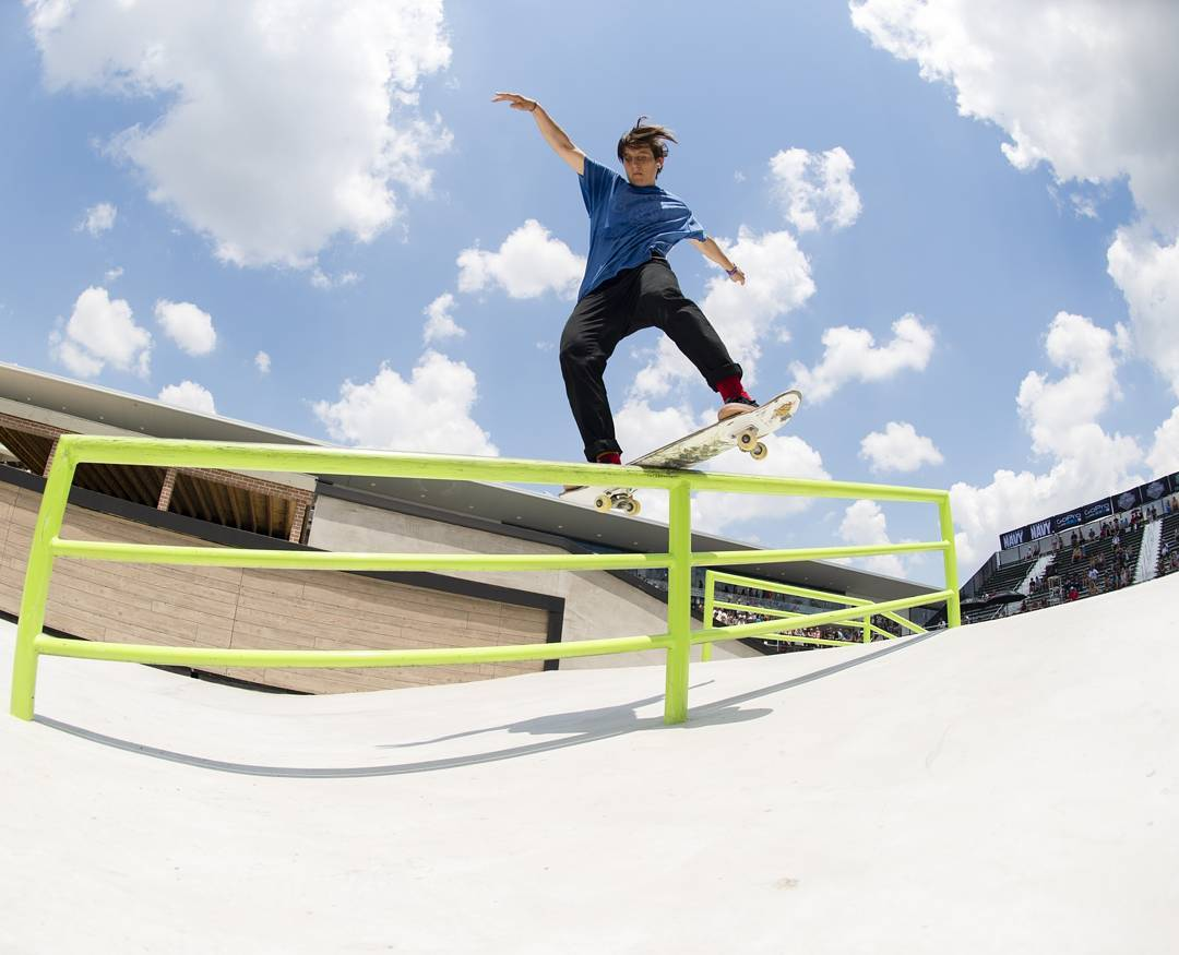 Automatic #XGames Austin Skate Invitees • @BobBurnquist • @CurrenCaples • @Nyjah • @Suminaynay  Click the link on our profile page to check out the complete list! (