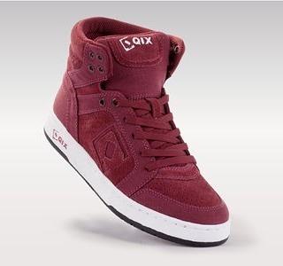 Tênis Qix Hollywood Cereja Disponível em lojas de todo o Brasil e em nossa loja virtual! #Qix #hollywood #shoes