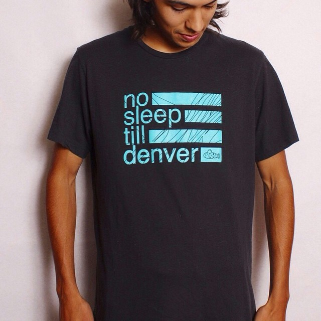 Whether your grinding out on tour & just can't wait to be home OR your driving across the country approaching your spring break destination to the great Mile High City & the Rocky Mountains...We got you!! There's #nosleeptilldenver either way if your...