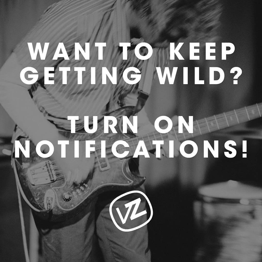 Well @instagram went and switched things up on us all. If you want to stay up on all the latest from us here, go to the upper right and turn on notifications. Otherwise you'll be as out of it as we usually seem to be. Remember to #SupportWildLife with...