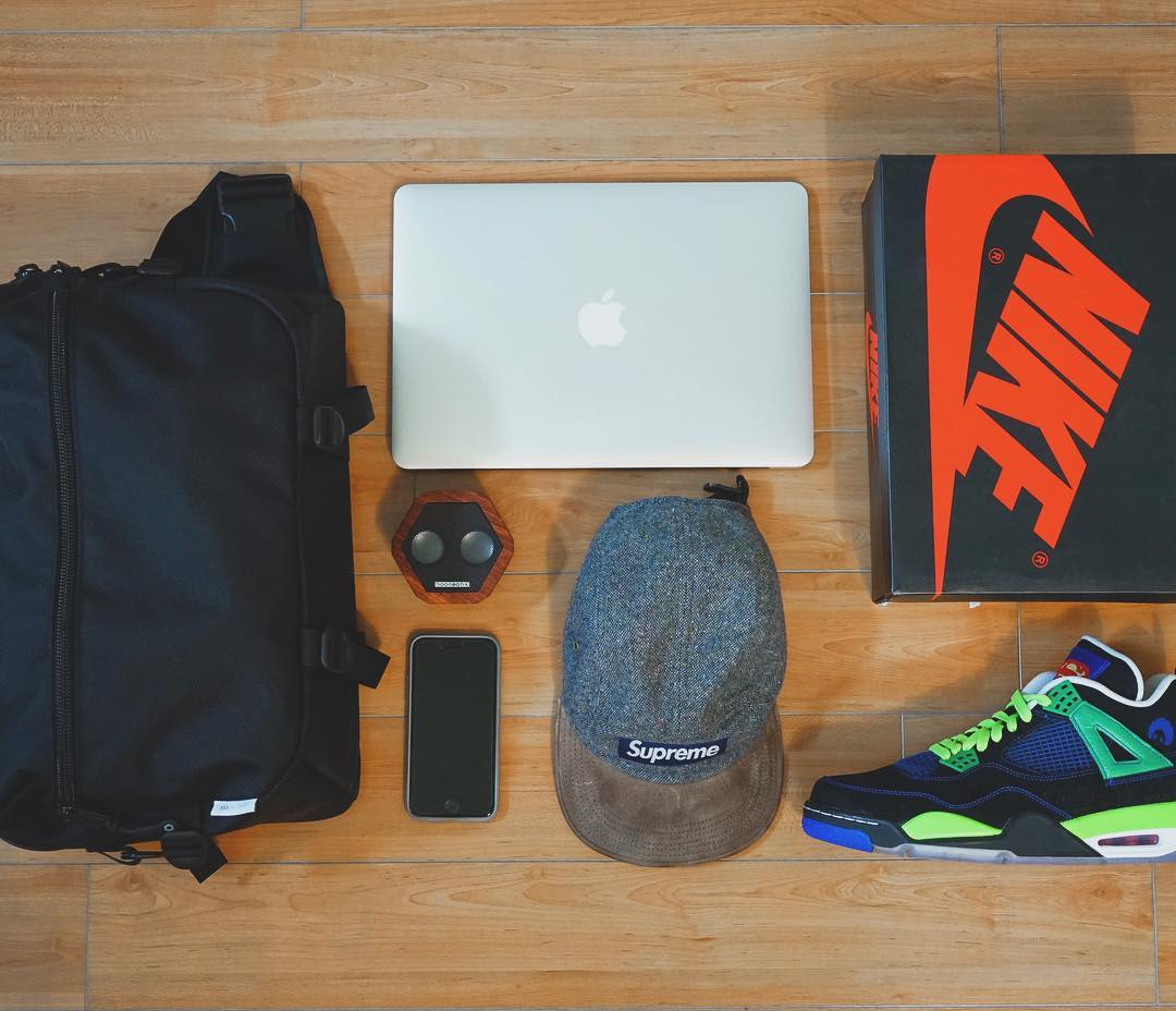 Essentials #Boombotix  #audiophile #sneakerhead #Supreme #portablespeaker #sneakerxspeaker