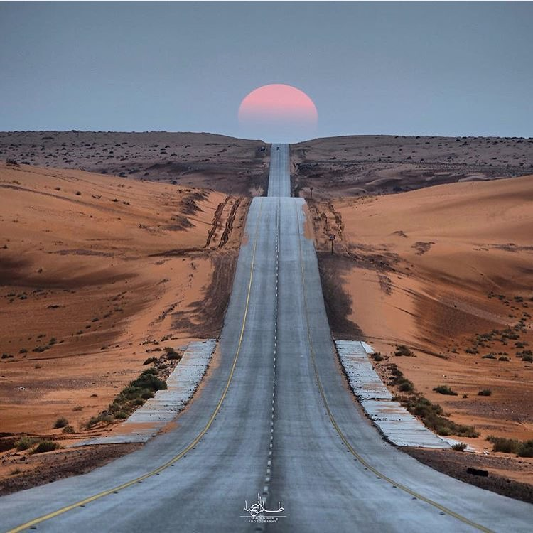 #roadporn in Saudi Arabia. Photo by @talal_alyahya.  #longboardgirlscrew #womensupportingwomen #skatelikeagirl #skateit