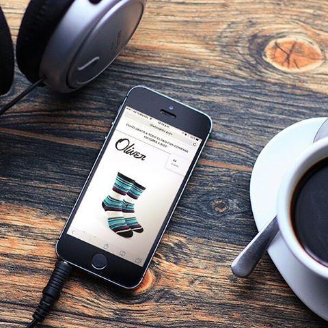 Dale una pausa a tu día y aprovechá para elegir qué#OliverSocksquerés desde tu celular o tablet y adquirila de forma segura con nuestro certificado SSL.  Ingresá ahora y compartí la noticia con tus amigos ---> https://www.oliversocks.com #Oliver...