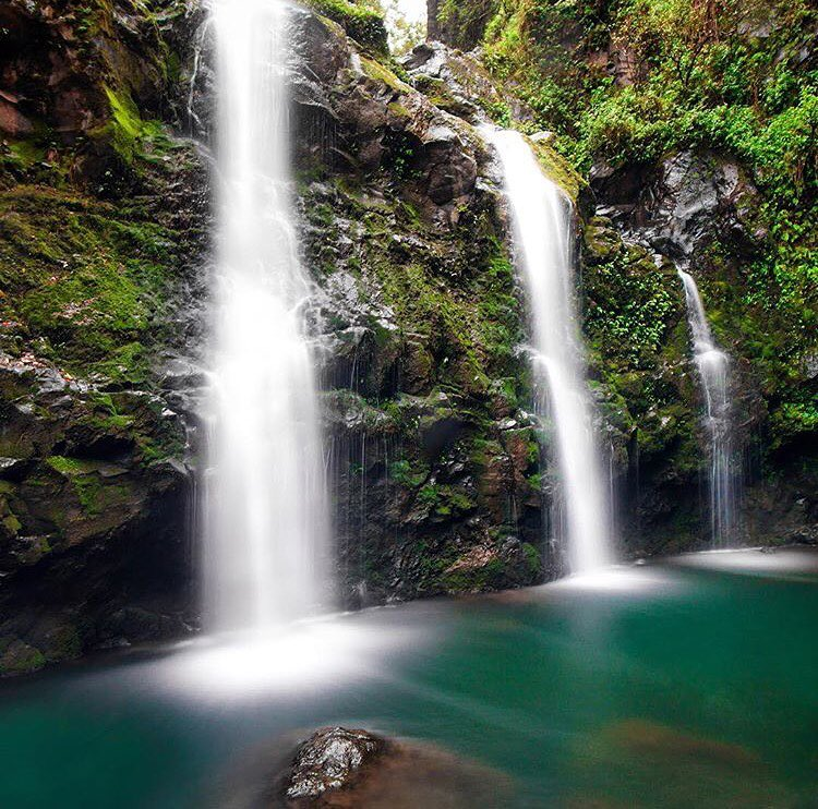 Explore the unknown - the unexpected awaits.  What's your favorite waterfall?  PC
