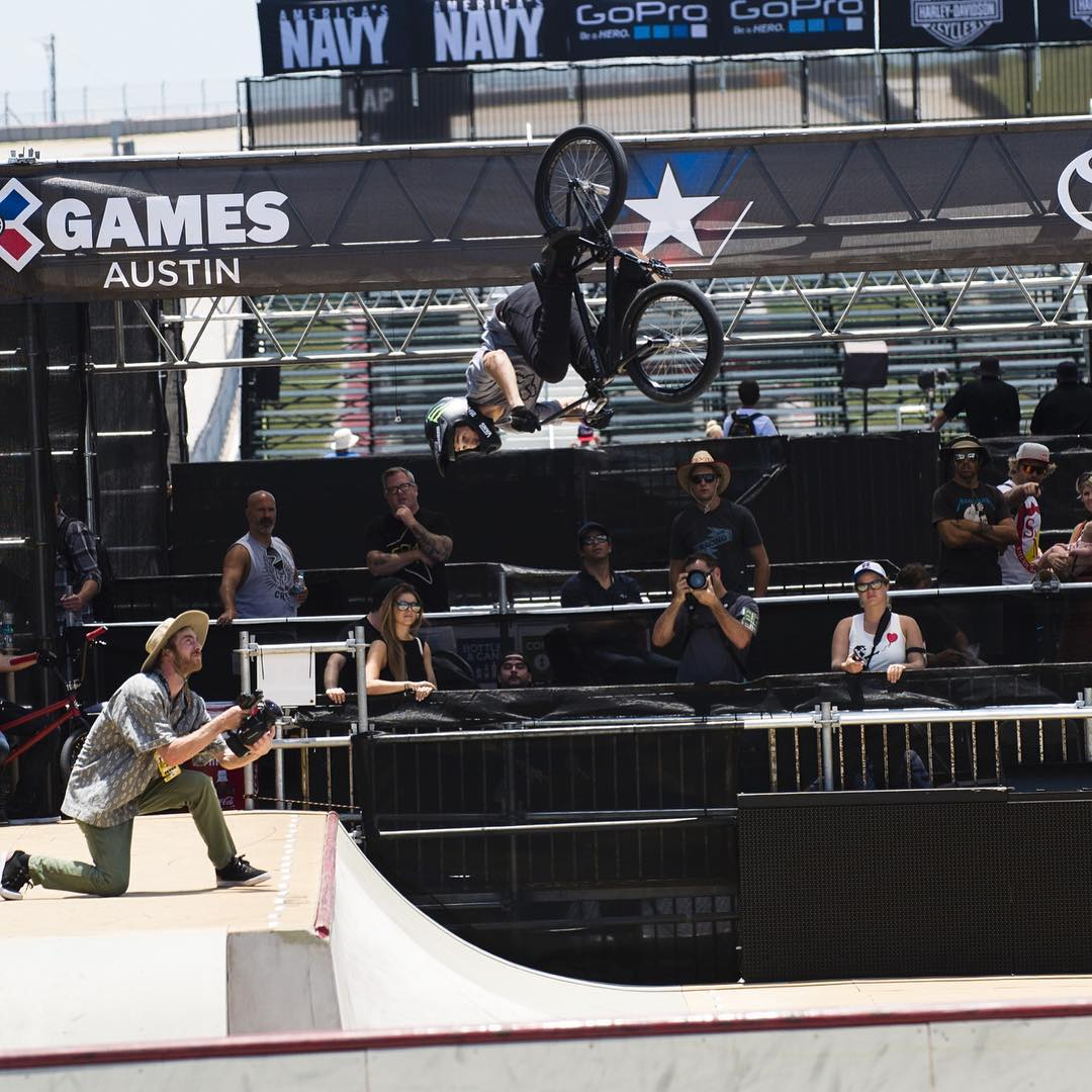 #XGames Austin BMX Invitees • @CoryNastazio • @ScottyCranmer • @ChadKerley • @CocoZurita  Click the link on our profile page to check out the complete list! (