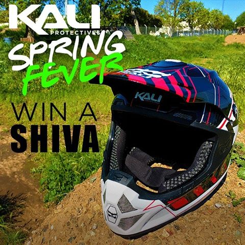 This is our last giveaway for the month of March. What a better way to send off the last of our giveaways than with our latest and greatest helmet: The Shiva. Contest is not limited to bike enthusiasts. This helmet is DOT approved, so all you moto...