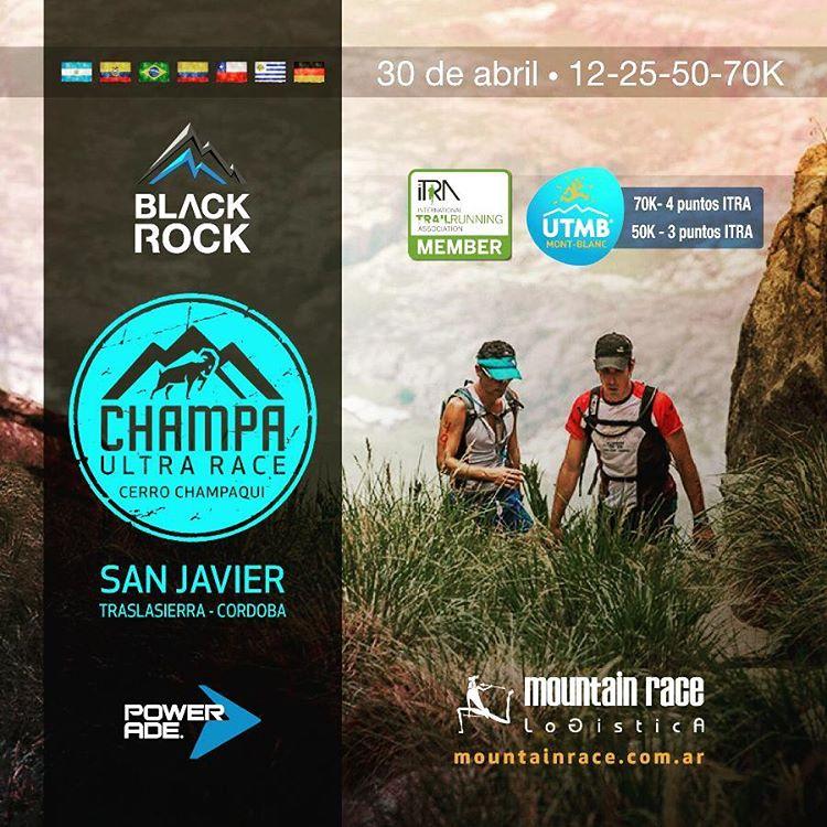 CHAMPA ULTRA RACE - Una experiencia unica en las sierras altas cordobesaa