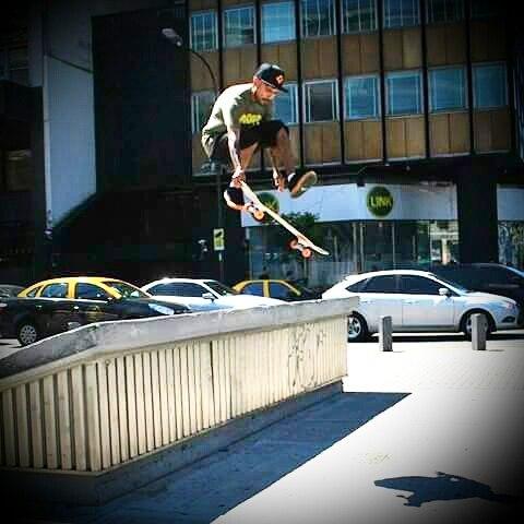 Un recuerdo de @jandro.d varial tailgrab Teatro Colon, Bs As. 2015 Ph: Daniel Caceres #skateboarding #labskateboards #jandrodiaz
