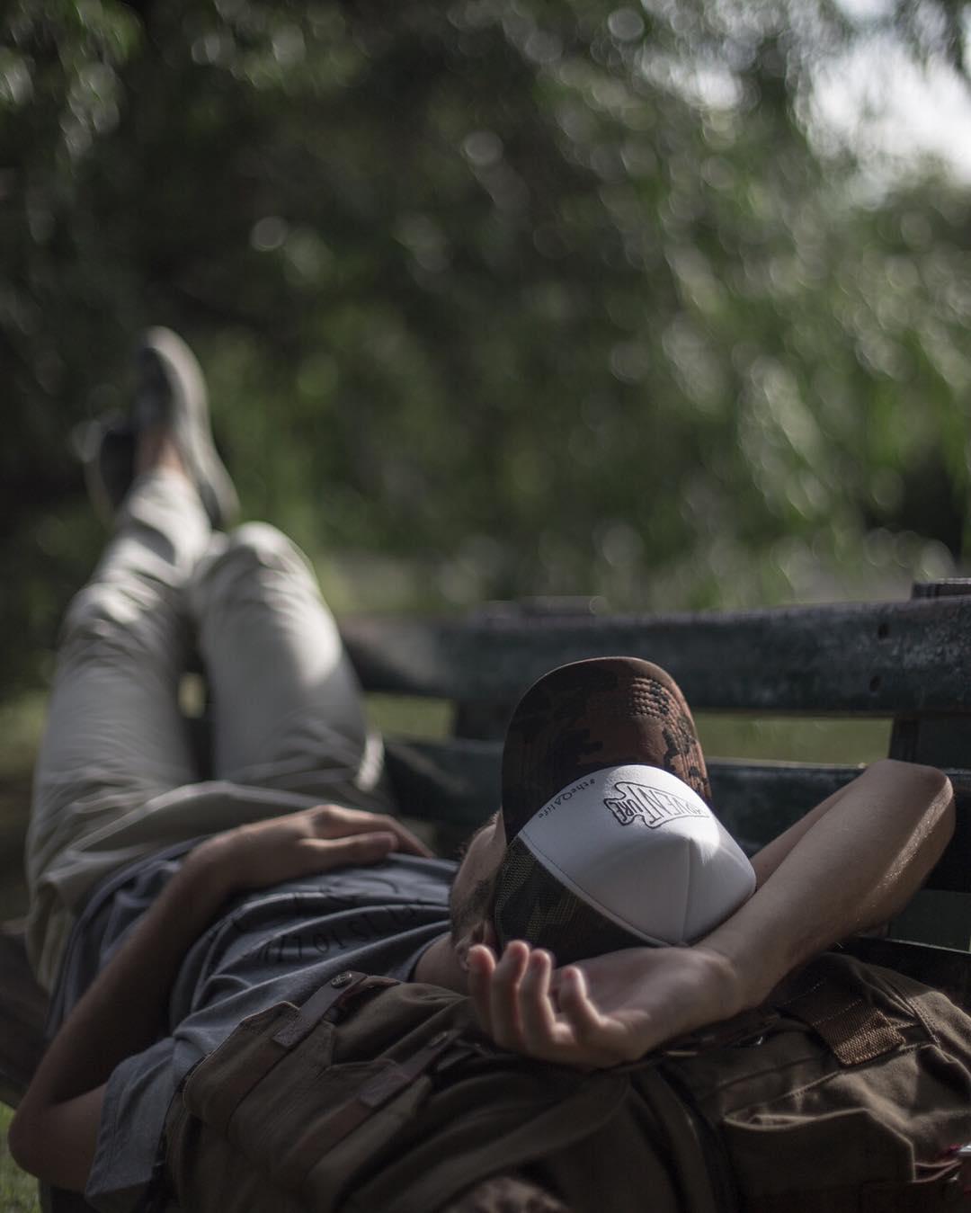 Tomate 5 minutos, dormite una siestita al sol. · #theQAlife ·