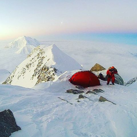 Next month, #ASCSnowandIce adventurer @lonniedupre​ will launch the #Begguya Expedition. A team of 5 explorers will climb #MountHunter, @denalinps's steepest and most technical peak.  Tell us about your favorite Denali climb and stay tuned for more...