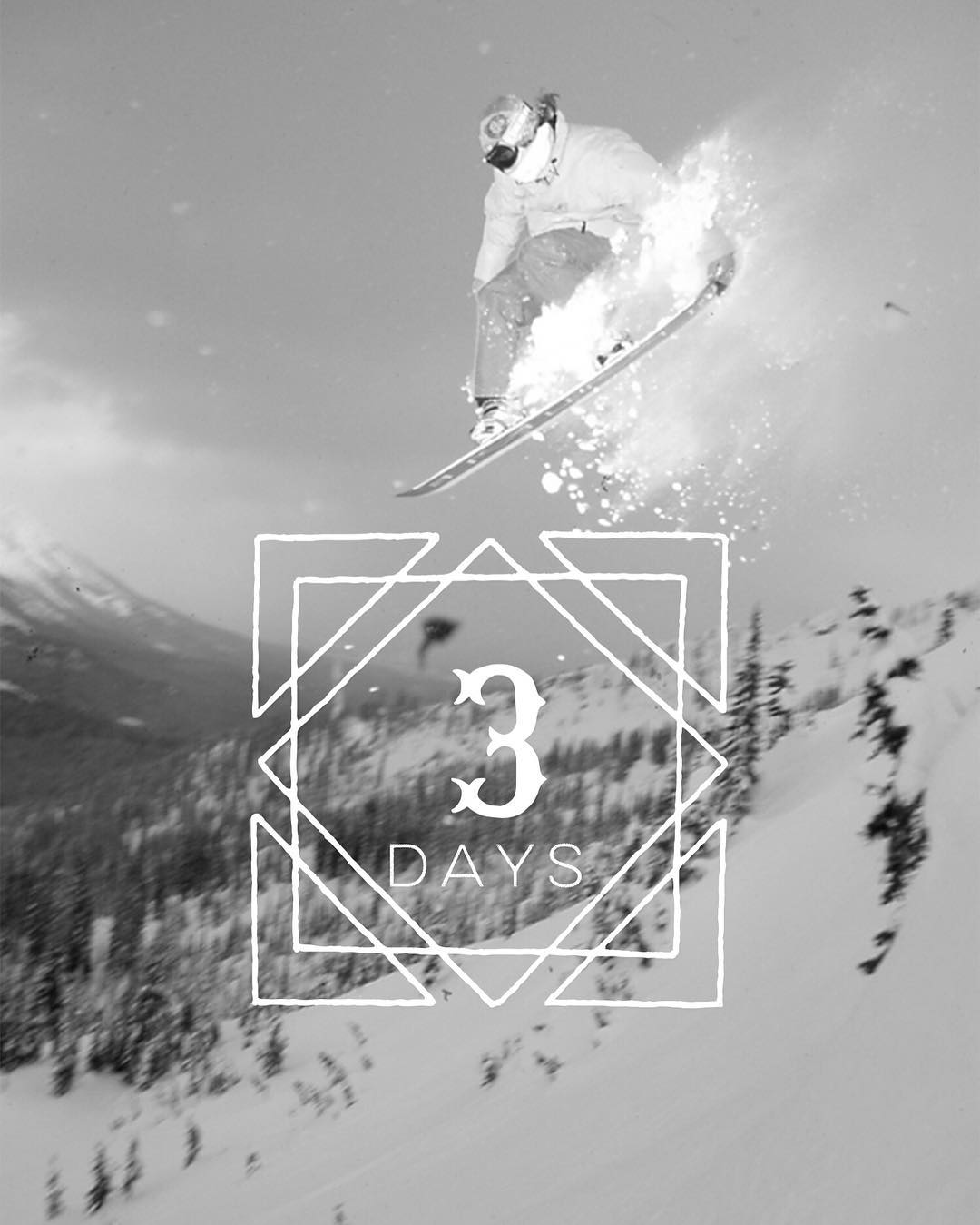 3 DAYS until the B4BC Snowboard + Music Festival at @sierra_at_tahoe! Join us this Saturday, April 2 to celebrate B4BC's 20th anniversary with music by @panicisperfect and NPR's pick of 2015, @thefamilycrest. There will also be a Photo + Art Exhibition...