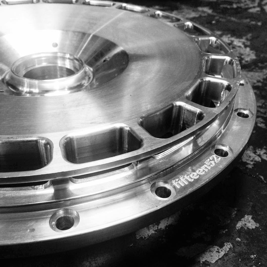 Here's another raw wheel teaser photo I received yesterday from @fifteen52: the face of another set of new wheels. These are for a new project car that we are building this year. I can't tell you what it is just yet - but these are what it's going to...