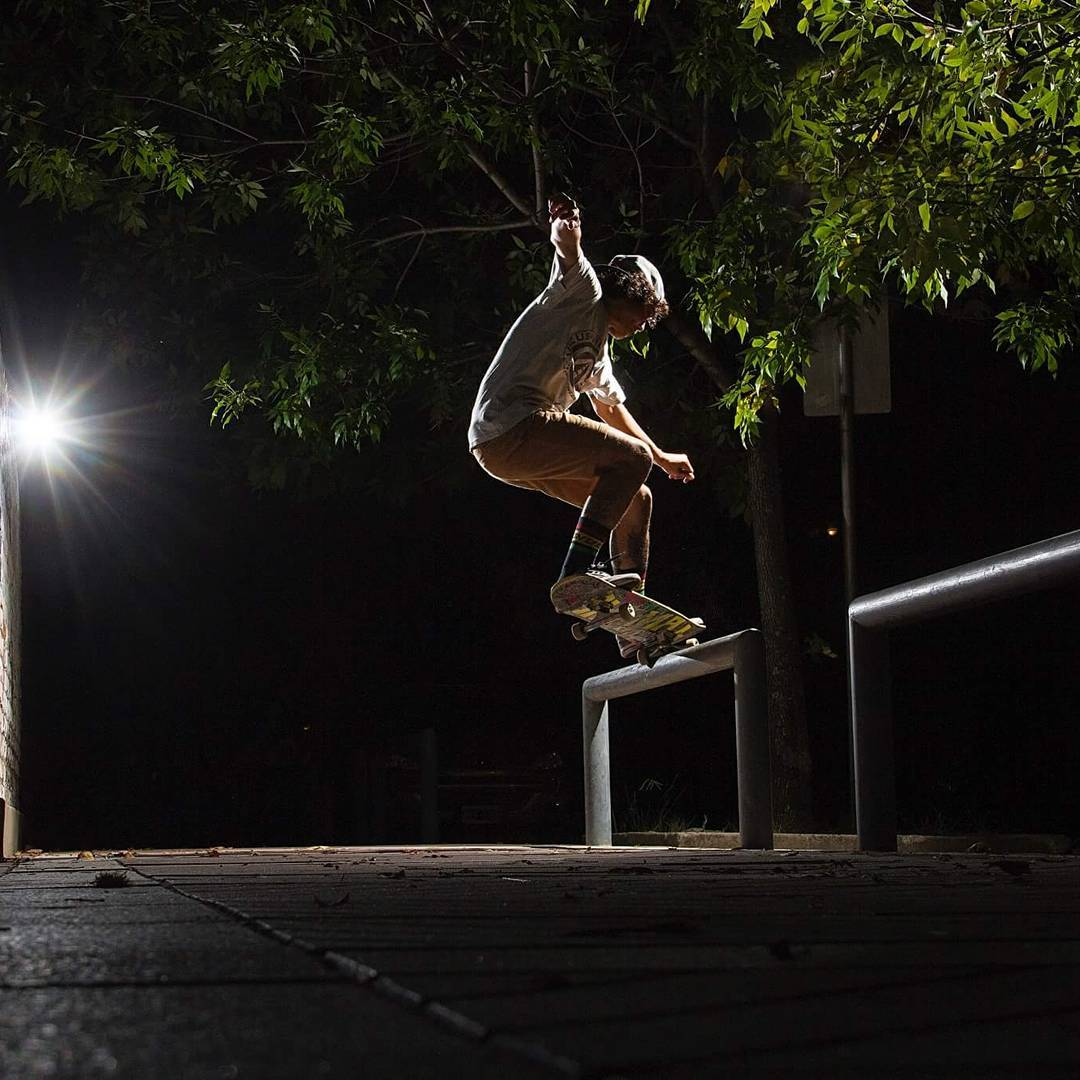 Fs crooked | @nachogalda  #skatelife #skater #skateboarding #WalkFurther.