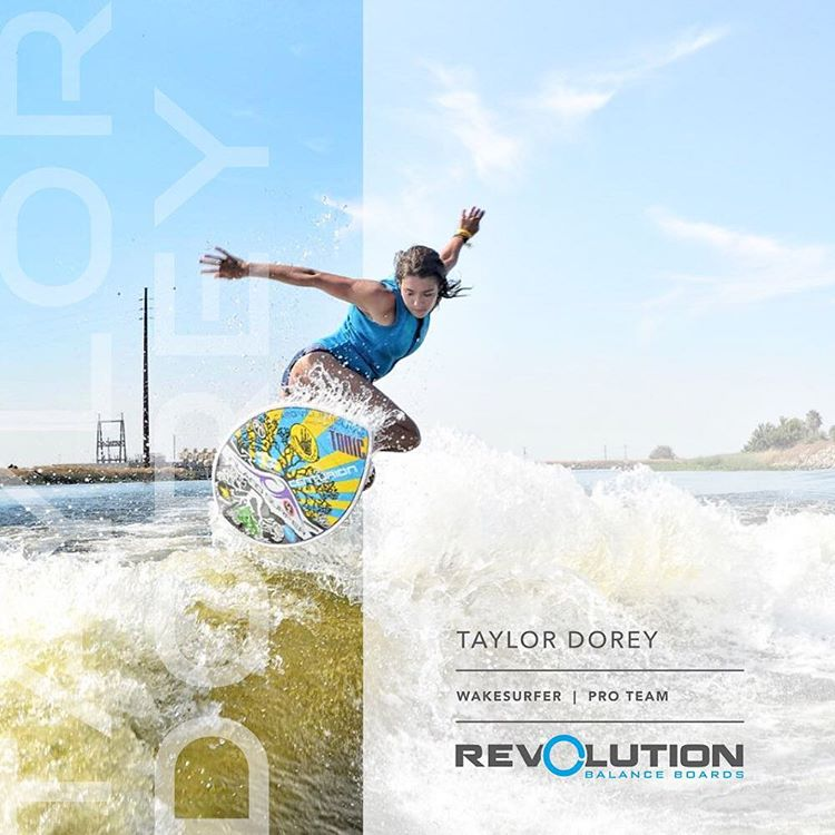 Welcome to the Revolution team @taylor_dorey!! Taylor is a pro Wakesurfer who has been shredding it up behind the boat and looking to do things even bigger in 2016. Make sure you follow Taylor and be on the lookout for a lot more from her >>>...