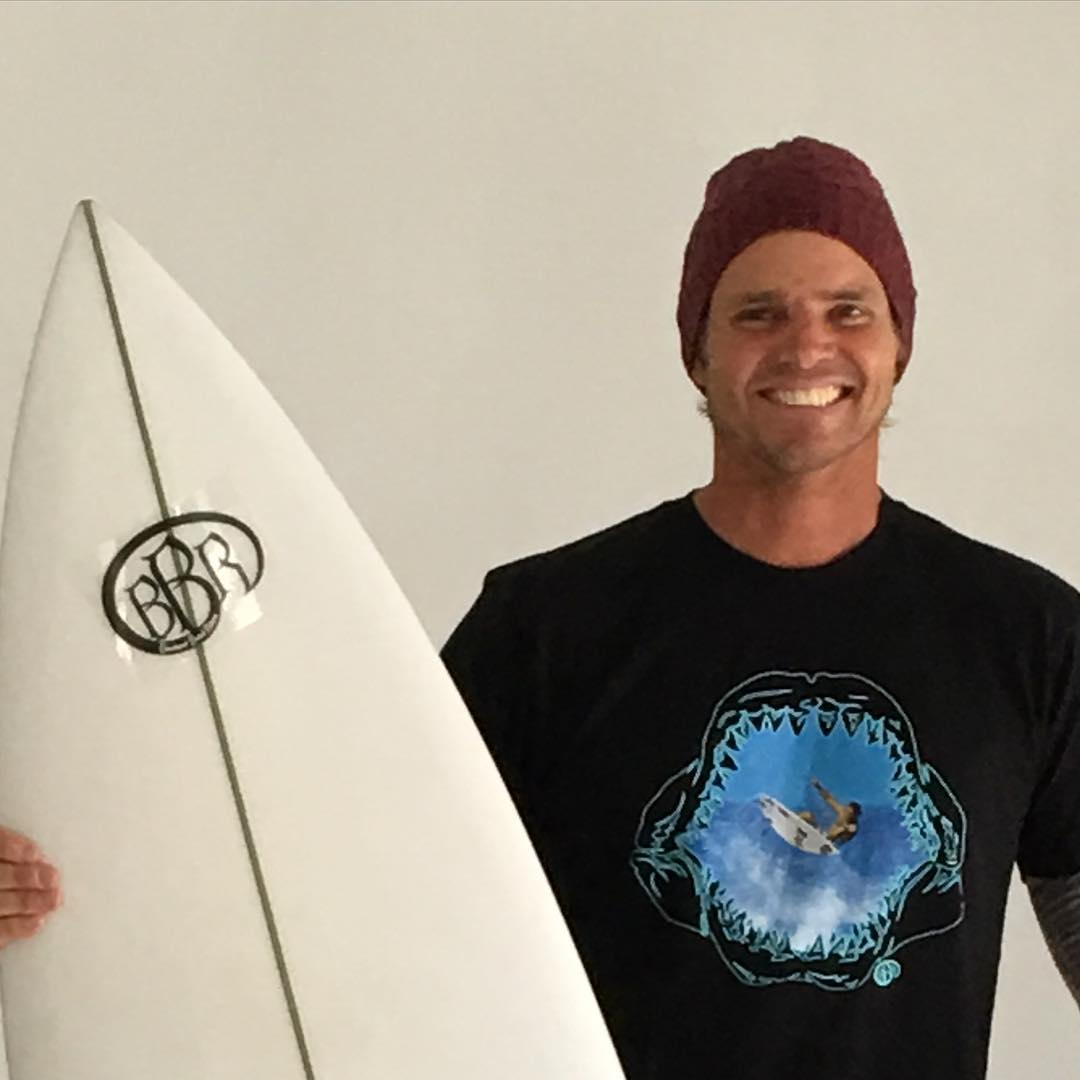 The man behind the magic. Magic Surfboards. #cordellmiller #cordellsurfboards #bbr #bbrsurf #bbrsurfwear #buccaneerboardriders