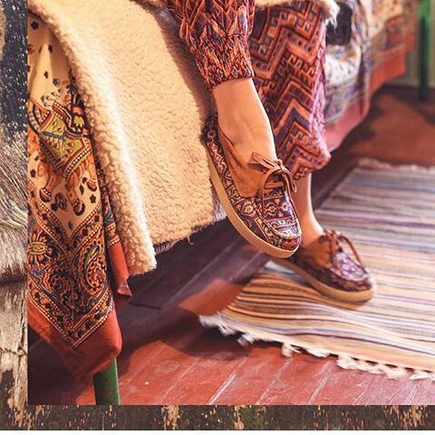Buenos días!!! #lowsider #shoes #folk #gypsy #hipper