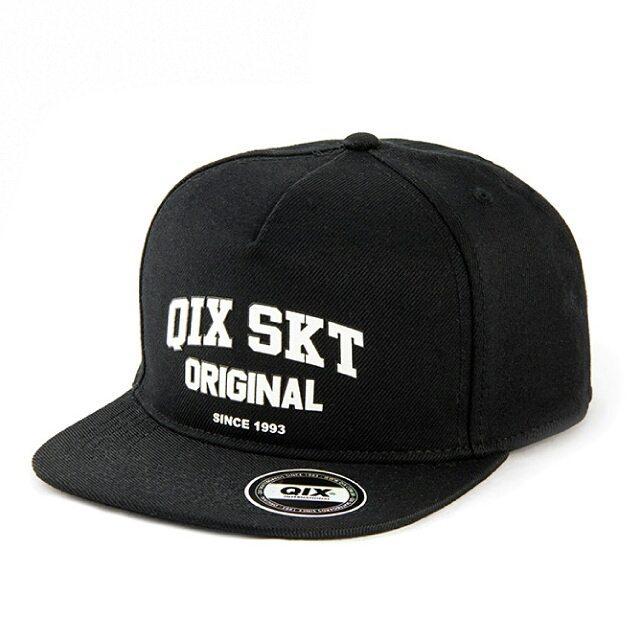 Boné Qix Skt All Black Disponível em lojas de todo o Brasil e em nossa loja virtual. #Qix #cap #boné