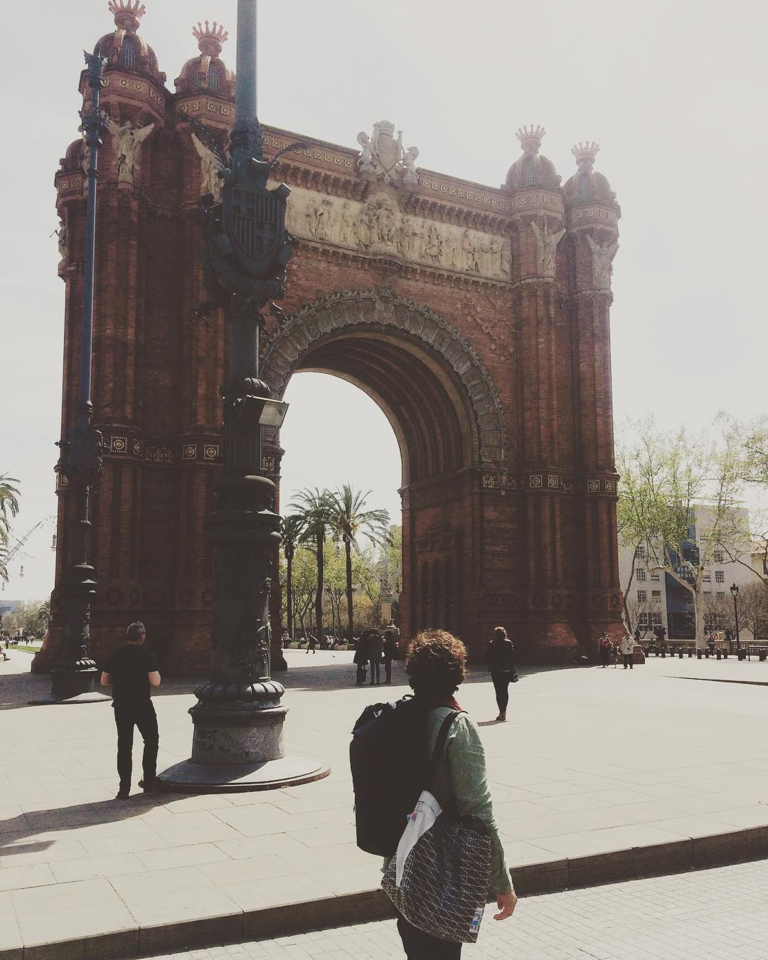 Hello #Barcelona // de tour .  Mafia #worldwide . Living the ocean through big cities