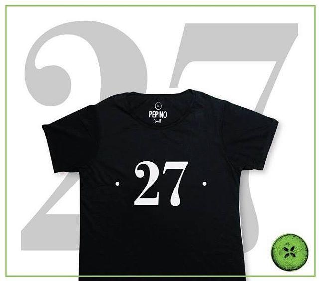 Colaborando con la revista 27. Conseguí tu remera y descargá la nueva edición! No te la pierdas!! http://revista27.com.ar/  #revista27 #Pepino #remera #cuartaedicion