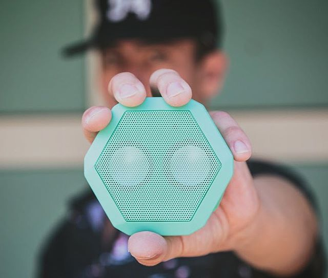 The weekend is here. Where are you headed ? #Boombotix  Link in profile  #audiophile #essential #portablespeaker #design #
