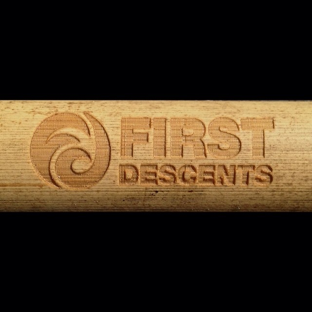 We are incredibly stoked to announce our @first_descents' signature #SoulPoles.  Made with the same #directtrade, #sociallyresponsible bamboo, USA-made recycled hardware, and #SoulShop TLC, for every pair sold we will contribute $20 to support FD's...