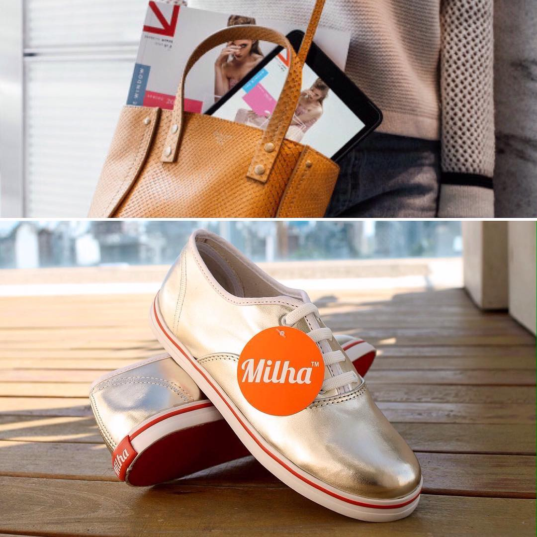 Al fin viernes!!!!! Disfruta el último día de la semana muy cómoda sin perder elegancia. Made to Enjoy! www.milha.com.ar