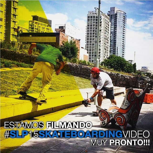 #slp15skateboardingvdeo más en marcha que nunca..! Video in progress..!