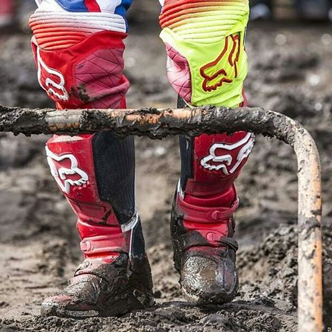 @foxracing:  The Fox #Instinct boot is the choice of the fastest riders on the planet.